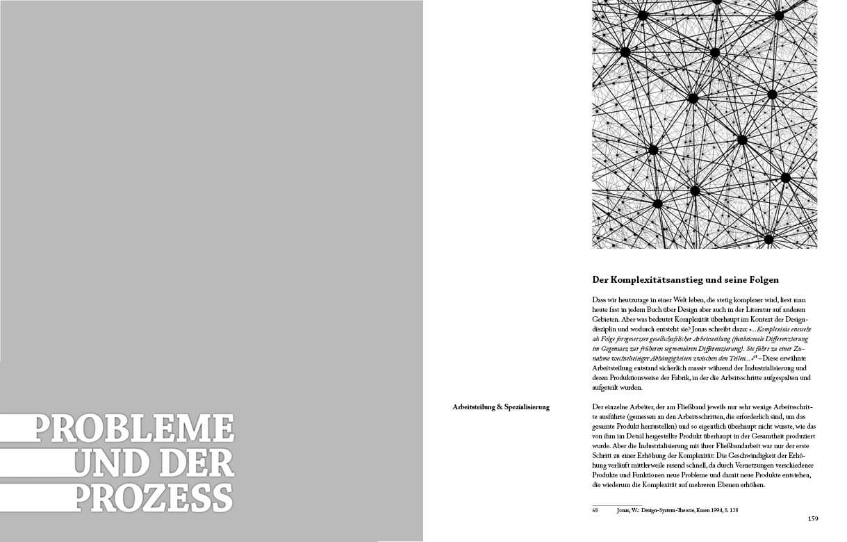Design vs Gestaltung Printdesign - Probleme und der Prozess
