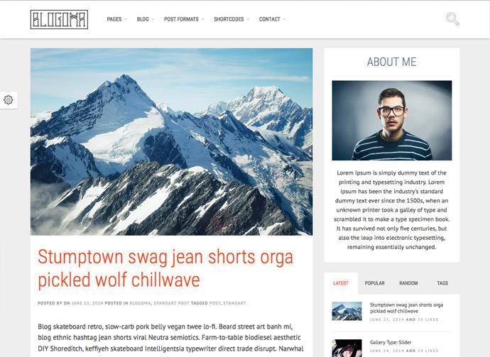blogoma-theme