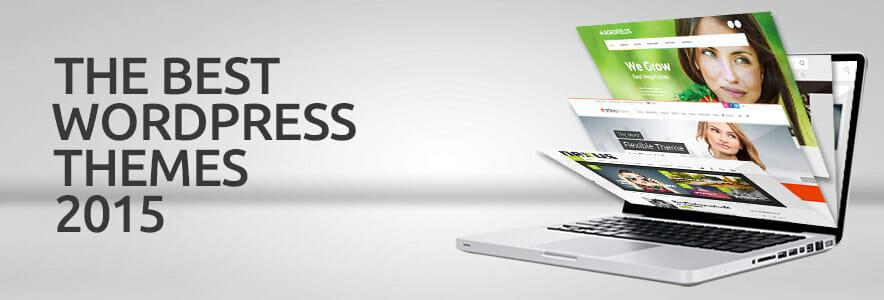 Die besten Wordpress Themes 2015