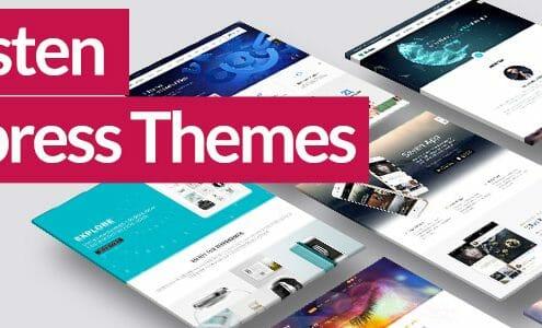 Die besten Wordpress Themes 2016