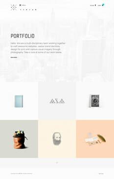 Roua Theme - die besten Wordpress Themes 2016