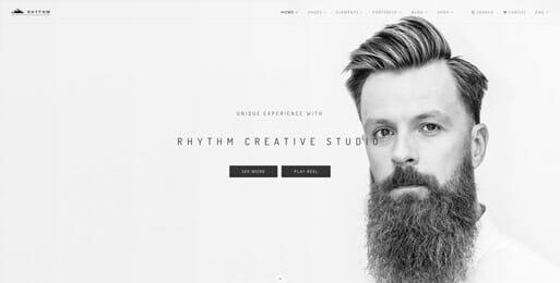rythm Theme - die besten Wordpress Themes 2016