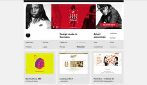 Webdesign Inspirationsquellen Designmadeingermany