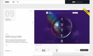 Webdesign Inspirationsquellen FWA