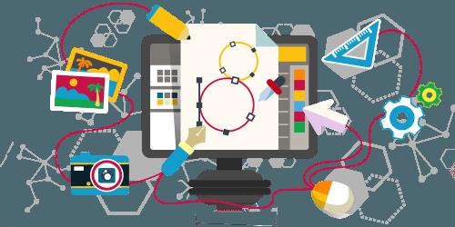 Unsere Agentur bietet Design