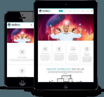 Responsive Webdesign für die Region Bautzen