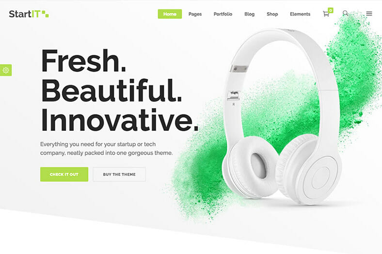 product-landing-page-startit