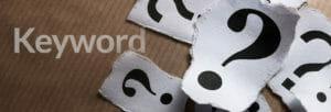 Was ist ein Keyword und welche Keywordarten gibt es?