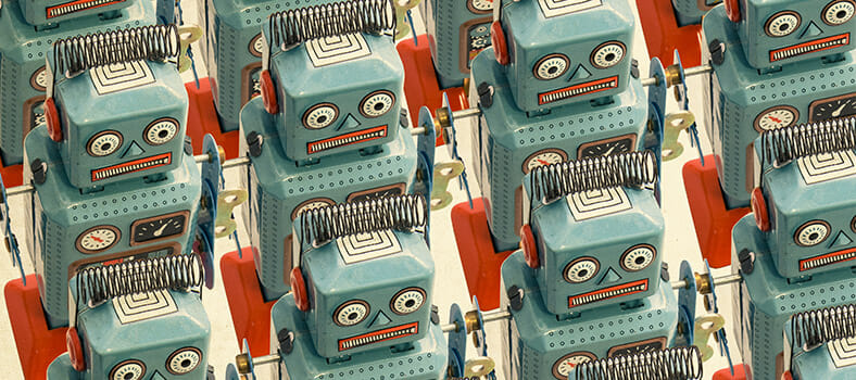 Der Googlebot crawlt das Internet