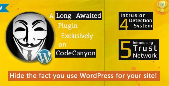 Das Sicherheitsplugin Hide my Wp hilft dir dabei deine WordPress Installation zu schützen