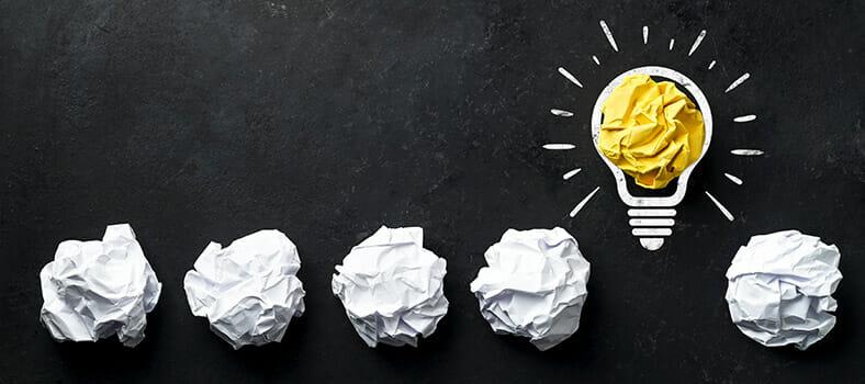 Keyword Recherche Schritt 2: Keywords brainstormn