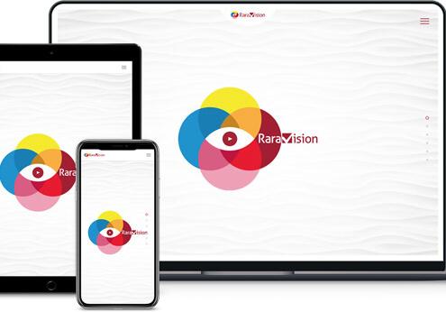 Webdesign Referenzen - ein Onepager eignet sich für Websiten mit wenig Content
