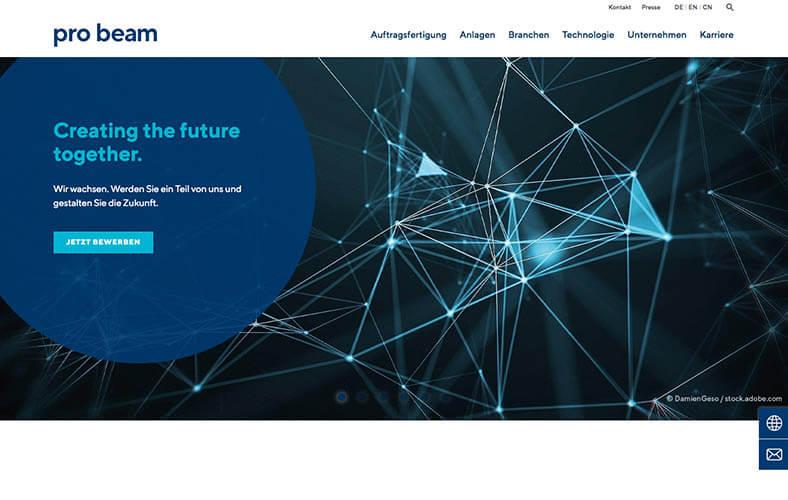 schoene-webseiten-_0000_Elektronenstrahl und Lasertechnologie pro beam