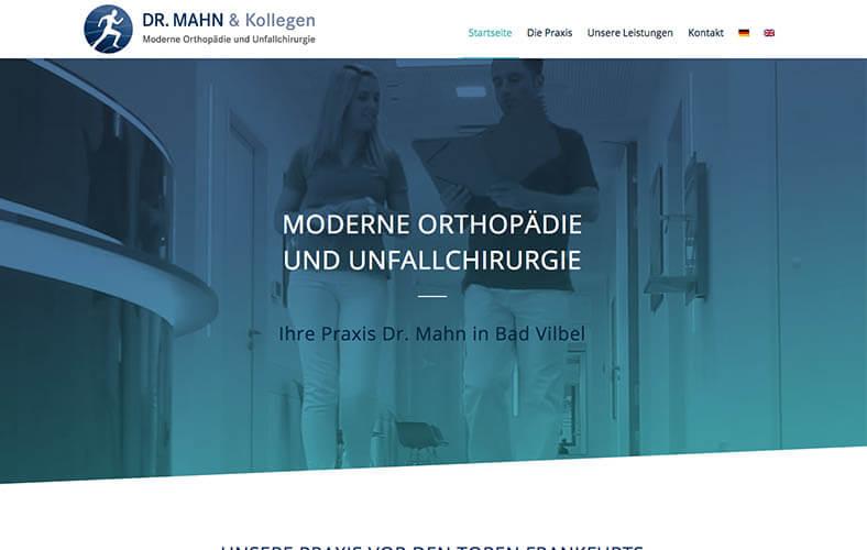 schoene-webseiten-_0020_Praxis Dr Mahn – Moderne Orthopaedie und Unfallchirurgie