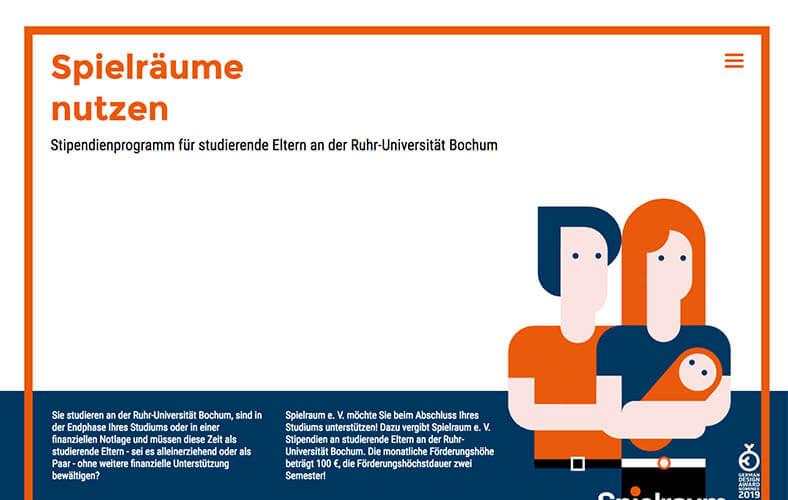 schoene-webseiten-_0022_Spielraum eV Stipendienprogramm für studierende Eltern an der Ruhr Universitaet Bochum
