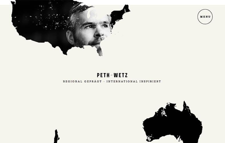schoene-webseiten-_0045_Peth Wetz – Regional gepraegt international inspiriert