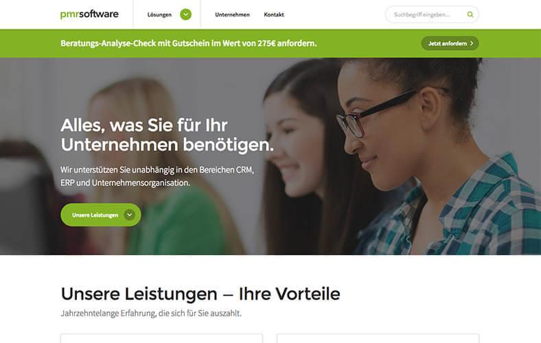 schoene-webseiten-_0065_pmr software Gmbh CRM ERP Unternehmensorganisation Beratung