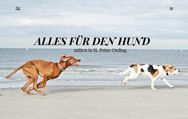 schoene-webseiten-_0090_Hund von Eden Der Hundeladen in St. Peter Ording Hochwertiges Hundezubehoer für jeden Hund