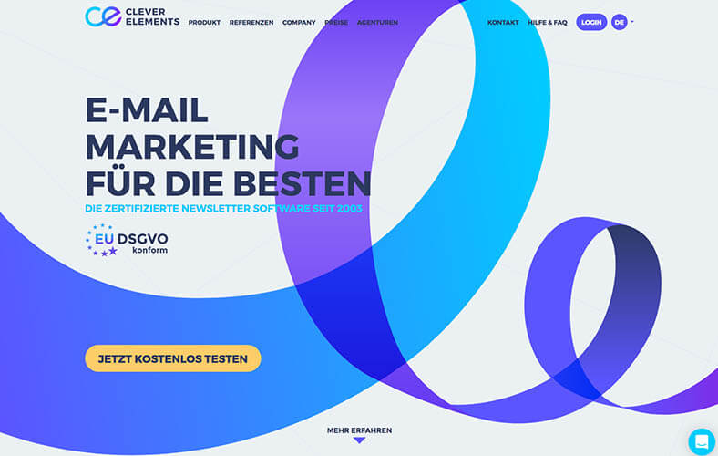 schoene-webseiten-_0115_E Mail Marketing Software Clever Elements
