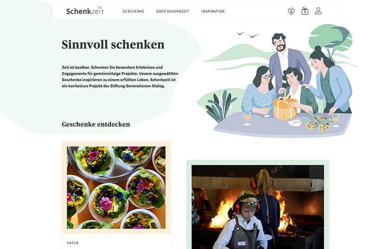 schoene-webseiten-schenkzeit