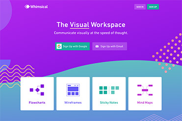 Webdesign Trend #1: Organic Shapes