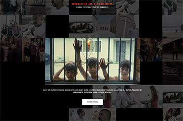 Ein Beispiel für Videos im Webdesign