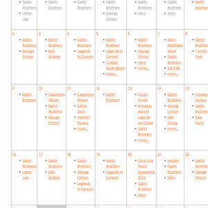 Events Manager | Kalender Plugin