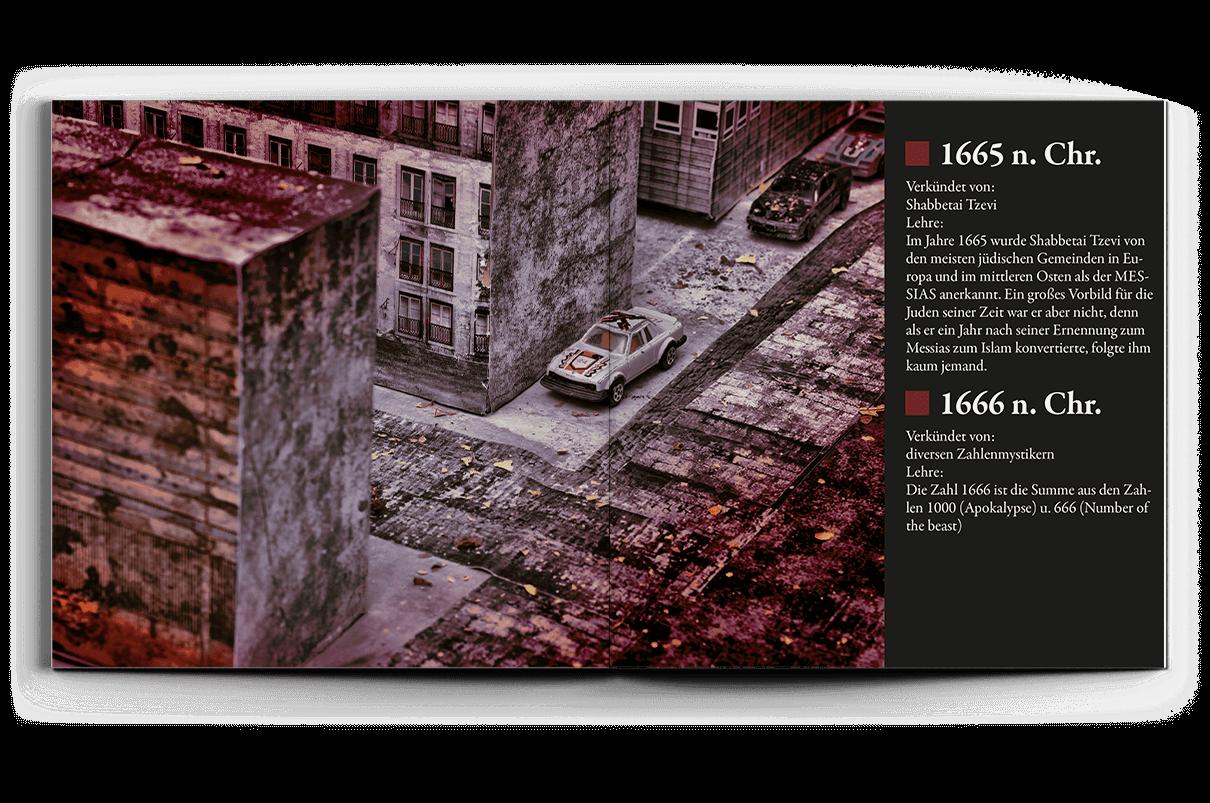 Fotografie | 74 verpasste Weltuntergänge Ansicht