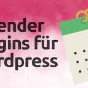 7 Kalender Plugins für Wordpress Thumb