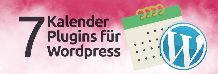 7 Kalender Plugins für Wordpress Thumb