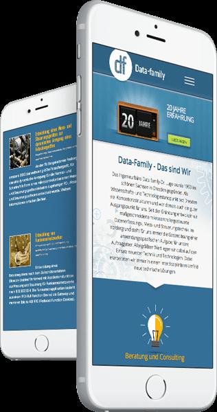 Mit Responsive Webdesign Dresden überzeugen Sie Ihre Kunden und steigern auch mobil Ihre Konversion