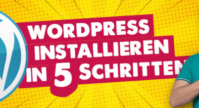 Wordpress installieren Thumb