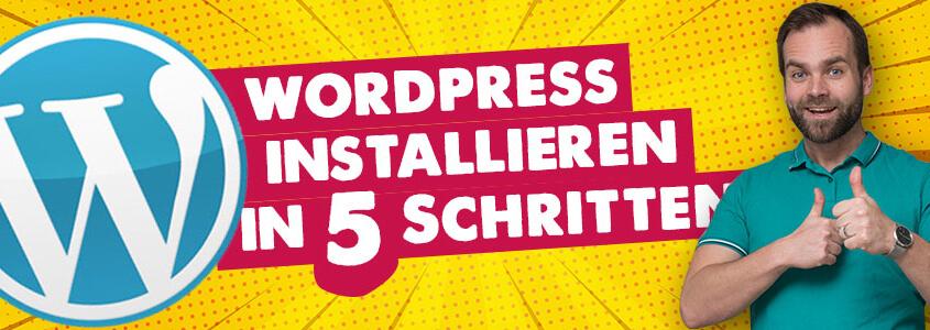 Wordpress installieren Thumb