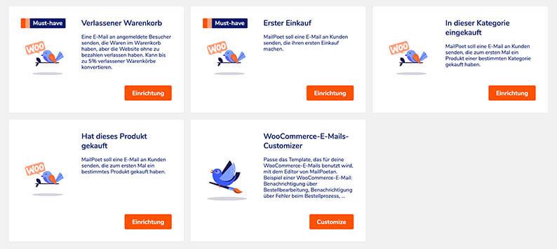 MailPoet & WooCommerce - ein starkes Team