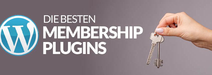 Die besten Membership Plugins für Wordpress