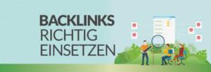 Backlinks richtig einsetzen