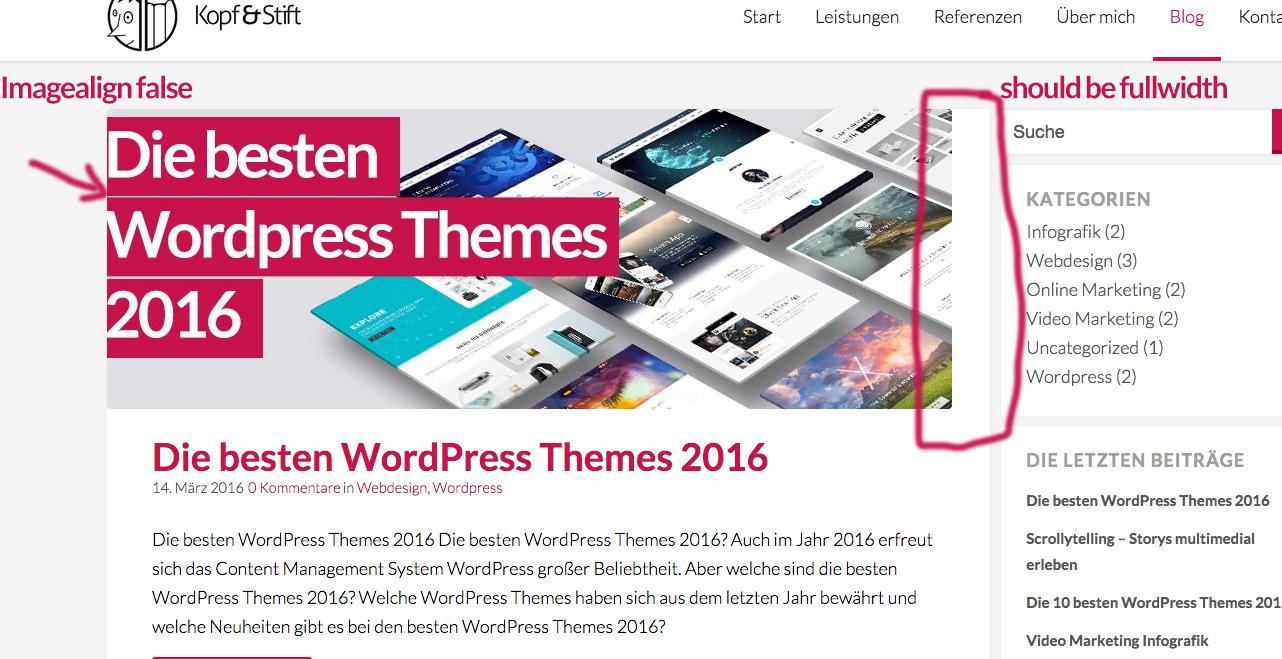 wordpress themes 2016